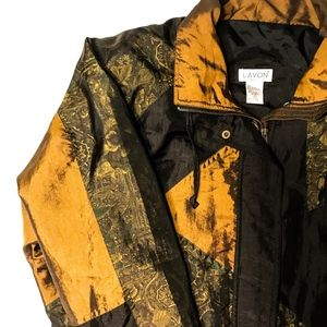 Retro Lavon by Cheerful Corp Jacket